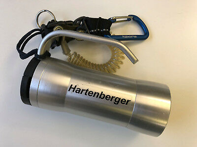 Hartenberger Mini Compact LCD Tauchlampe