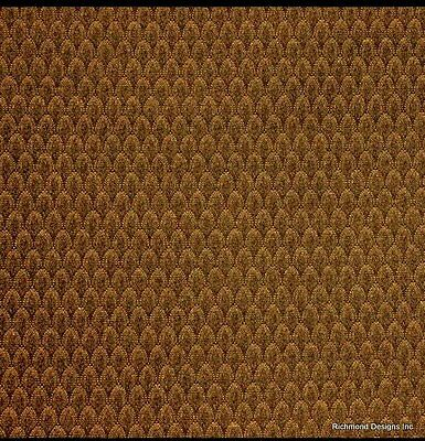 Antique Radio Speaker /Grille Cloth, Soldier Brown, 18 x 24, Free Shipping in US