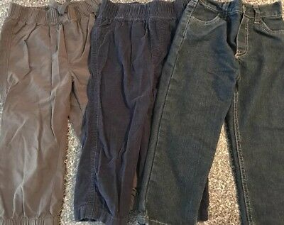 toddler boy clothes 2t lot jeans pants Calvin Klein