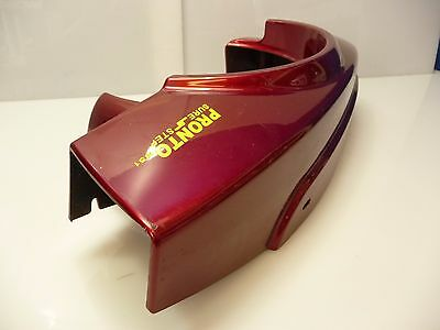 Invacare Pronto M51 Sure Step RIGHT Fender Shroud Body Cover Red