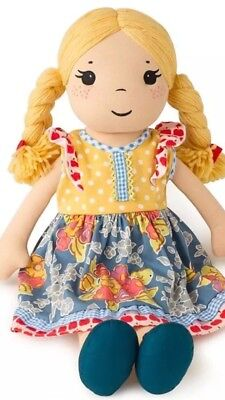 Matilda Jane Sunny Doll NEW with Tag. Sold Out On MJC