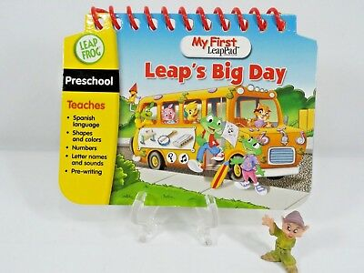 Leap Frog My First LeapPad Leap's Big Day Book