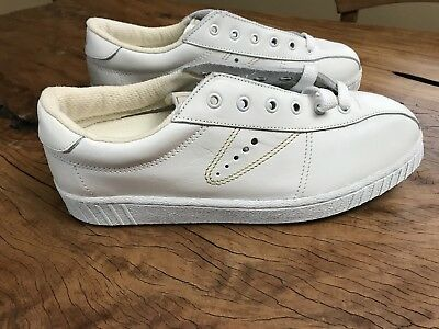 NOS BRAND NEW in Box White Leather
