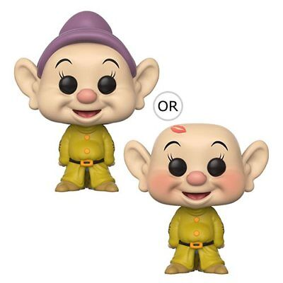 Snow White and the Seven Dwarfs Dopey Funko Pop! Vinyl #340 [Chase or Standard]