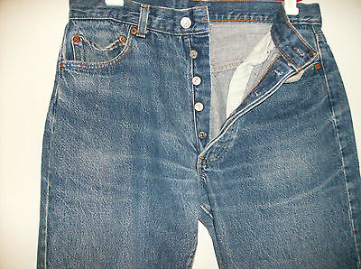 men's vintage 501 made in the usa!  30X33  501-0115