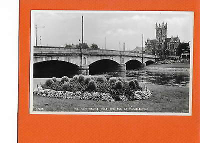 Musselburgh The New Bridge over the Esk   Black & White J B White Dundee c1938