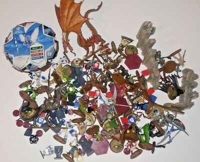 Heroscape- Figures and game parts - Used