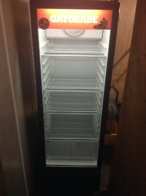 Glass Door Merchandiser Beverage Cooler (Fl-49WC1H) (Local Pickup, no shipping)