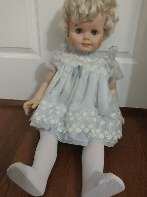 1961 Eegee Doll 28 inches