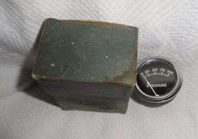 RARE VINTAGE 2 pole Pressure Switch * Steampunk * Industrial