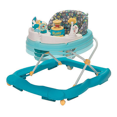 FACTORY NEW Foldable Winnie the Pooh Baby Infant Activity Walker Seat with Toys