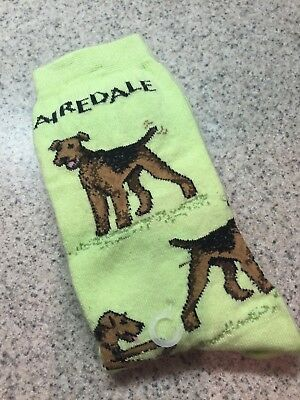 FBF Originals New AIREDALE Socks