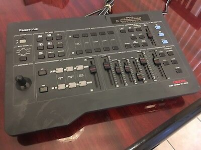 Panasonic WJ-AVE5 Video Mixer