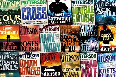 Alex Cross ~ The Complete {26} Audiobook Collection ~ {Digital Mp3} on USB Drive