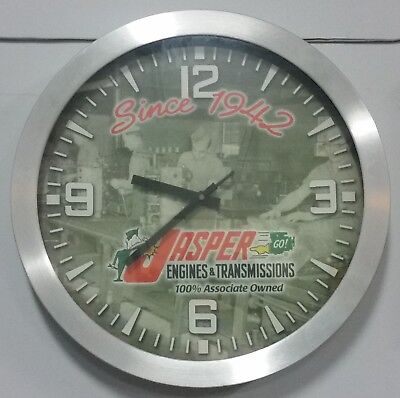 Jasper Engines and Transmissions Clock