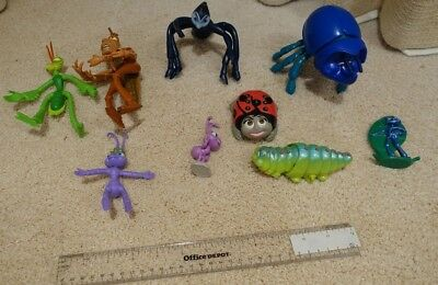 Bug's Life Toy Lot (Set of 9!)