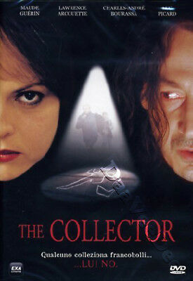 The Collector NEW PAL DVD Jean Beaudin Maude Guérin Luc Picard L. Arcouette
