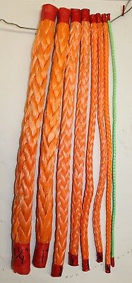 """UHMWPE Dyneema 12 Strand Rope in Sizes 1/4"""", 3/8"""", 1/2"""", 5/8"""", 3/4"""", 1"""" & 1-1/4"""""""