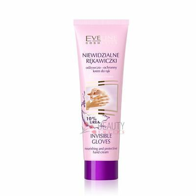 Eveline Cosmetics Nourishing and Protective Hand Cream Invisible Gloves 100ml