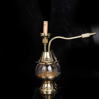 Copper Hookahs pipe New glass bong alien glassware water smoking pipe NEW