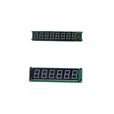 6LED & 8LED 1GHz RF Signal Frequency Counter Cymometer Tester Blue Color