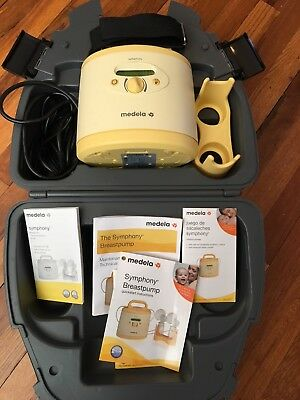 Medela Symphony 2.0  Breast Pump With Case - 529 Hours