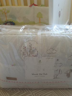 Mothercare Bed In A Bag Winnie The Pooh