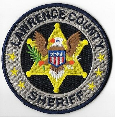 Lawrence County Sheriff's Office, Mississippi Shoulder Patch
