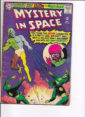 Mystery in Space  #104