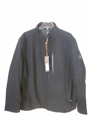 TUMI T-TECH BLACK JACKET-XLARGE-WOOL BLEND-Authentic-NWT