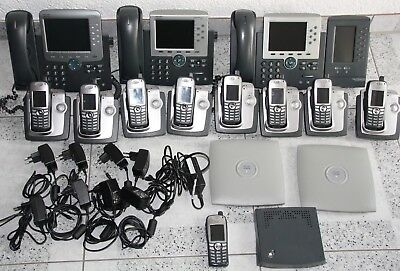 Cisco IP Phone / Telefonanlage 2x7965, 1x7970 usw