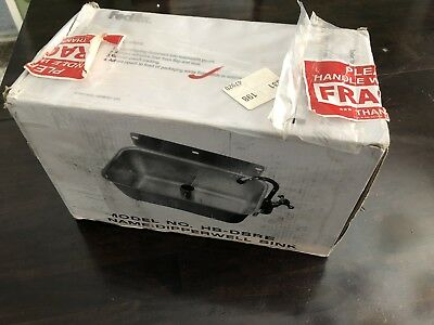 Dipperwell Ice Cream Drop In Sink w/No Lead Faucet ETL HS-DSRE *OBO*  NEW