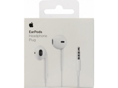 Genuine Apple iPhone Headset Earpods with 3.5mm Jack.