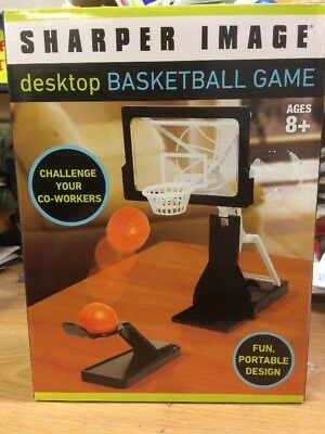 Basketball Game Mini Desktop Table-top Portable Travel Office Game Set Fun Toy