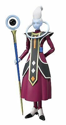 *NEW* Dragon Ball Z: Whis S.H.Figuarts Action Figure by Bandai Tamashii Nations
