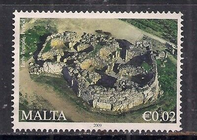 Malta 2009 QE2 02cts History of Malta Definitives used stamp ( F717 )
