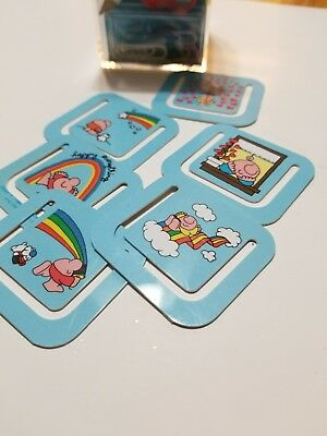 Vintage 1981 Ziggy Cartoon Comic Strip Paper Clips with other vintage stationery