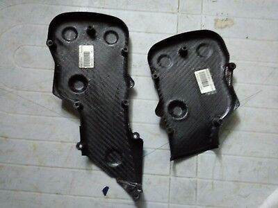 Cover Belt Carbon Ducati S4Rs 2008