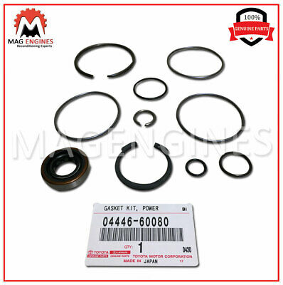 04446-60080 Toyota Genuine Power Steering Pump Gasket Kit For Land Cruiser Fzj80