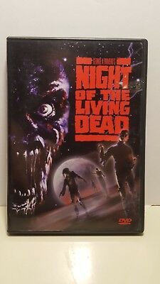 Night of the Living Dead (DVD, 1999, Multiple Languages) w/ Inserts