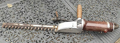 Vintage 1940's Sunbeam Model A-1-A Power Hedge Trimmer  Good Working Condition
