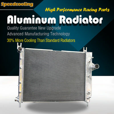 2294 3 Row Aluminum Radiator For Dodge Durango Dakota SLT SXT Sport V6 V8 00-04