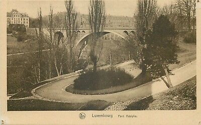 LUXEMBOURG PONT ADOLPHE top 42452