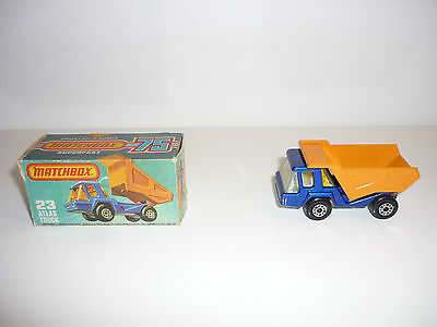Ovp 💙matchbox💙 Superfast 75 No. 23 Atlas Truck 1975 Lesney Products