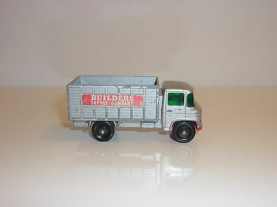 💙matchbox💙 No. 11 Scaffolding Truck 1969 Lesney Products