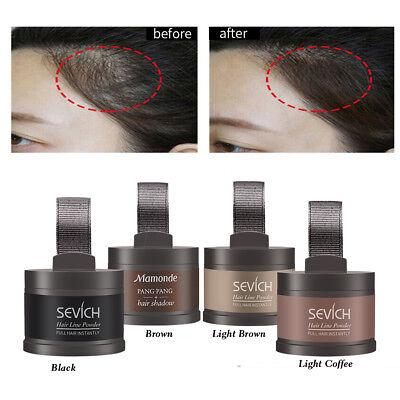 Hair Powder Cover Up Natural Instant Hairs Line Shadow Concealer Makeup Tool MZ