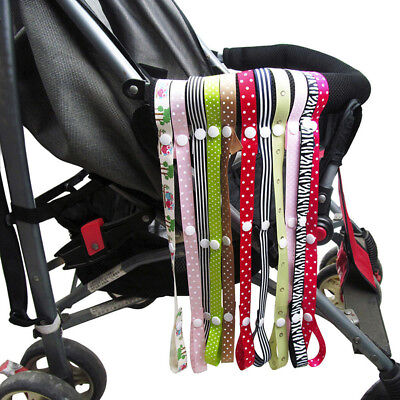 1PC Toys Fixed Stroller Accessory Strap Holder Bind Belt Toy Baby Anti-Drop