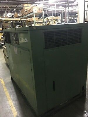 SULLAIR 50hp Rotary Screw air compressor model 120S-50H