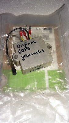 Boot Spannungsregler Mercury Quicksilver 60 PS
