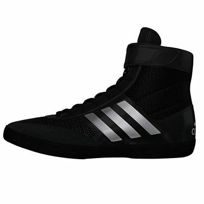 Special Offer Adidas Combat Speed 4 Wrestling Boots Black Shoes Size 5uk only
